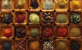 Spices Chart For Food Health Benefits Of 38 Important Spices From Around The World