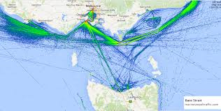 Straits Ship Traffic Ais Ship Traffic