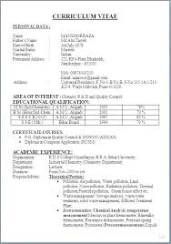 Great Resume Format Stunning Good Resume Format Samples Format Of A Good Resume Good Resumes