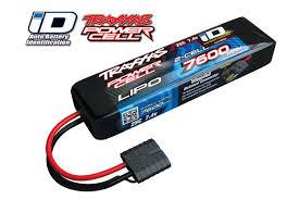 <b>Аккумулятор TRAXXAS Battery</b> 7.4V 7600mAh 25C LiPo TRX iD ...