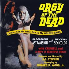 Orgy of the dead cd