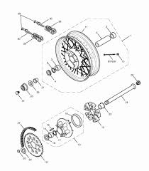 Harley rear wheel assembly diagram new 2014 triumph bonneville t100 rear wheel