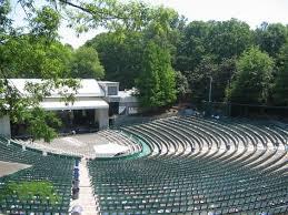Chastain Park Amphitheater Georgia Usa Atlanta Atlanta