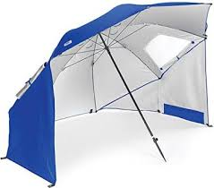 beach umbrella. Fine Umbrella Portable AllWeather And Beach Umbrella By SportBrella To A
