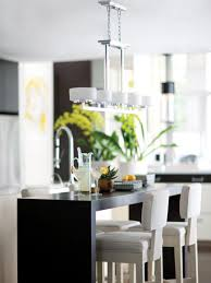Kitchen Dining Lighting Galley Kitchen Lighting Ideas Pictures Ideas From Hgtv Hgtv
