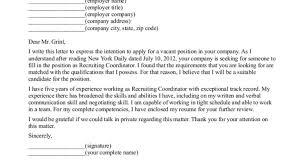 Recruiter Resume Template Recruiter Resume Samples Template