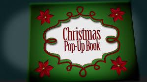 Popup Book Templates Christmas Pop Up Book After Effects Template Fluxvfx