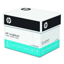 Amazon Com Hp Printer Paper Laserjet 24lb 8 5 X 11 Letter 98