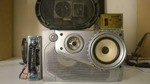 Eski oto teypten ses sistemi yapımı. (Evde kullan) - YouTube