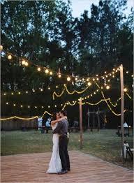 diy outdoor wedding lighting. Modern Outdoor Wedding Dance Floor Ideas Regarding Best 25 Floors On Pinterest Tent Diy Lighting
