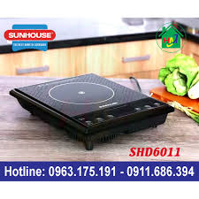 Bếp Hồng Ngoại Sunhouse SHD6011 Giá Rẻ giảm chỉ còn 475,000 đ