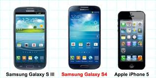 galaxy s4 screen size iphone 5 vs galaxy s4 display shootout