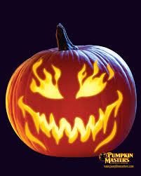 Cool Pumpkin Faces Ichabods Fate From Pumpkin Masters Check This Free Pattern Out