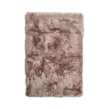 new sheepskin rug dove zealand rugs uk light grey