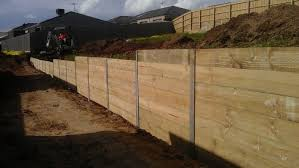 Small Picture Timber Retaining Walls
