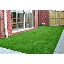 fake grass carpet. GOLDEN MOON Artificial Grass Rug Series PE Indoor/Outdoor Green Decorative Synthetic Turf Fake Carpet I
