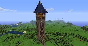 Minecraft Bedroom Xbox 360 A Medieval Town Cant Be Cool Without A Medieval Tower To Warn It
