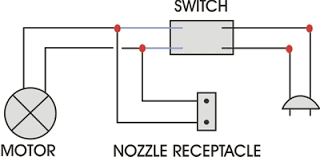 rainbow se series vacuum wiring diagram Vacuum Cleaner Motor Wiring Diagram Central Vac Wiring-Diagram