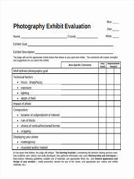 Free Feedback Form 24 Photography Feedback Form Sample Free Sample Example Format 4