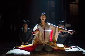 review m butterfly court theatre chicago theater beat sarah lo sean fortunato and aurora adachi winter in court theatre s m