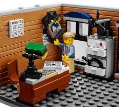 lego office. Lego Creator Expert Detectives Office ·