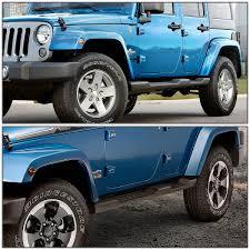 for 07 16 jeep wrangler jk 4 door pair of 5 5 oe style
