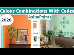 top 20 asianpaints colour combinations