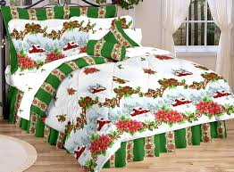 Oversized King Christmas Bedspreads and Quilts : A Bedding ... & Oversized King Christmas Bedspreads and Quilts Adamdwight.com