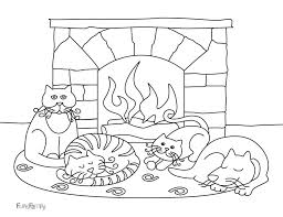 Small Picture Winter Coloring Pages For Kindergarten Free Sheets Preschoolers Of