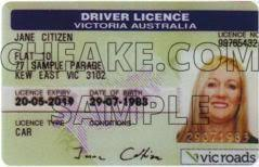 Id Au Fake Ids Scannable Victoria Identification Buy