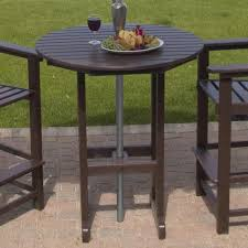 outdoor bar table round designs exclusive outdoor bar table pertaining to outside bar tables plan