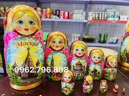 Búp bê Nga Matryoshka nhiều mẫu đẹp- Shophangnga.net - Bài viết