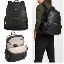 tas kulit tumi calais ransel leather backpack cewek wanita