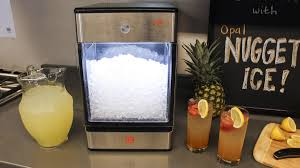 Pebble Ice Machine General Electrics Firstbuild Launches Opal An Affordable Nugget