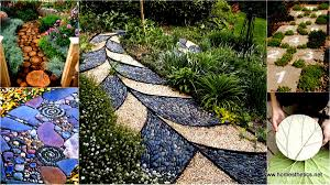 Diy Garden Projects Diy Garden Walkway Projects Inspiration For This Spring