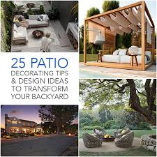 25 patio decorating tips design ideas to transform your