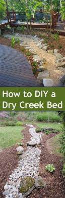 Small Picture 362 best Dry creek beds and rock gardens images on Pinterest