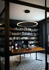 lighting home office. Home Office Lighting Fixtures Large Circle With Lamps Library Hanging Light Up . P
