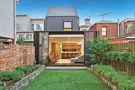 Modern Backyard Design Property Simple Decorating Design