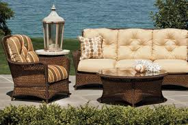 A Nostalgic Handwoven Old Rattan Aesthetic W Latest In Durable Allweather  Wicker Craftsmanship Ideal For Yearround Use Will Not Rot Fade Or Crack From