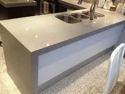modern tile kitchen countertops. Wonderful Countertops Kitchen Reno Caesar Stone Countertop U0026 Metal Mosaic Httpwwwkeramin Throughout Modern Tile Countertops R