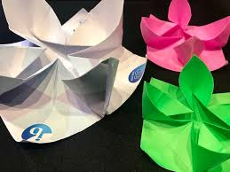 How To Make A Lotus Flower Out Of Paper Make A Lotus Flower From Paper Using Origami By Lordknight
