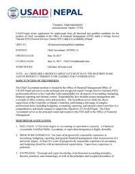 Accounting Job Description Assistant Chief Accountant Job Description And Chief Accountant Jobs 14