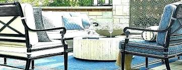 pottery barn patio furniture outdoor table rectangular dining chair set natural bar