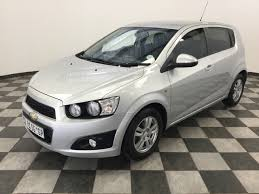 Used CHEVROLET SONIC 1.4 LS M/T for sale