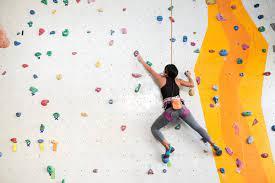 climb at rock ready