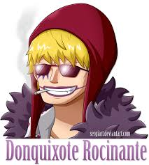 one piece wallpaper possibly with animê called donquixote rocinante