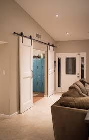 white sliding barn doors. Sliding Barn Doors White E
