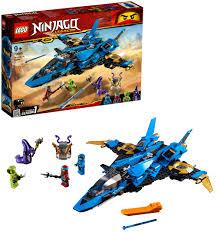<b>Конструктор LEGO</b> Ninjago 70668 <b>Штормовой истребитель</b> Джея ...
