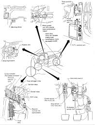 Nissan gloria wiring diagram with basic